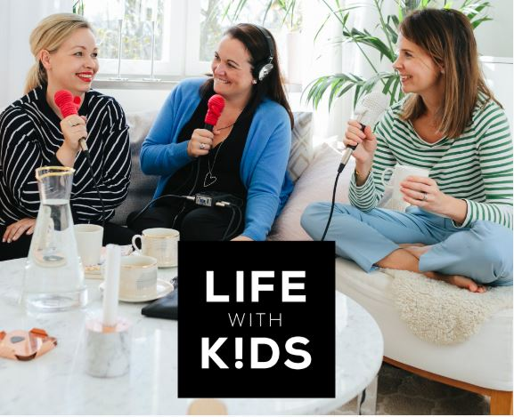 Med i Life with Kids-podden